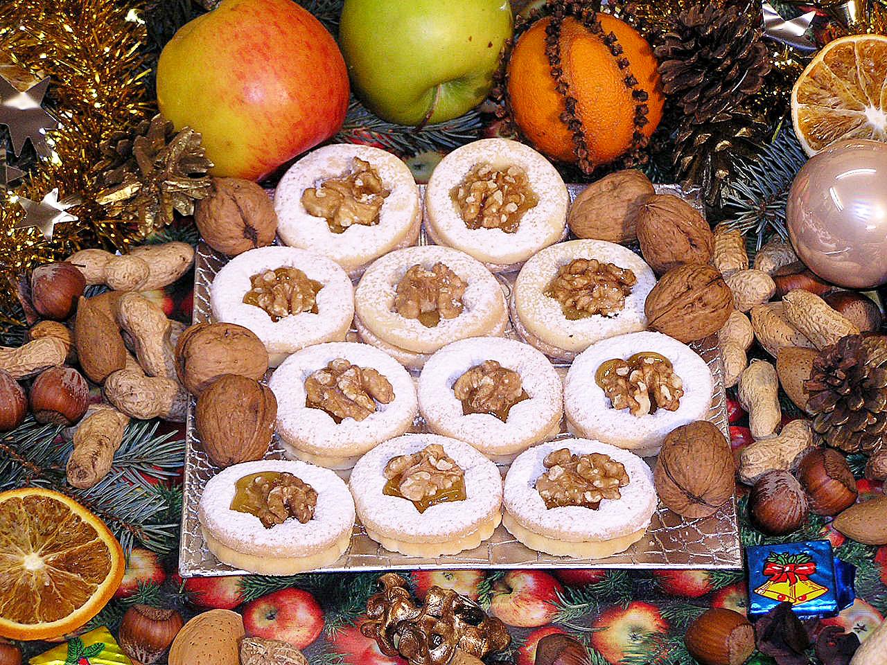 Frucht Varianten - Walnuss Spitz